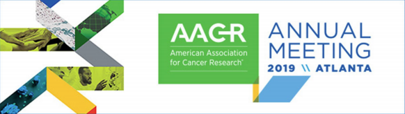 AACR Annual Meeting 2019